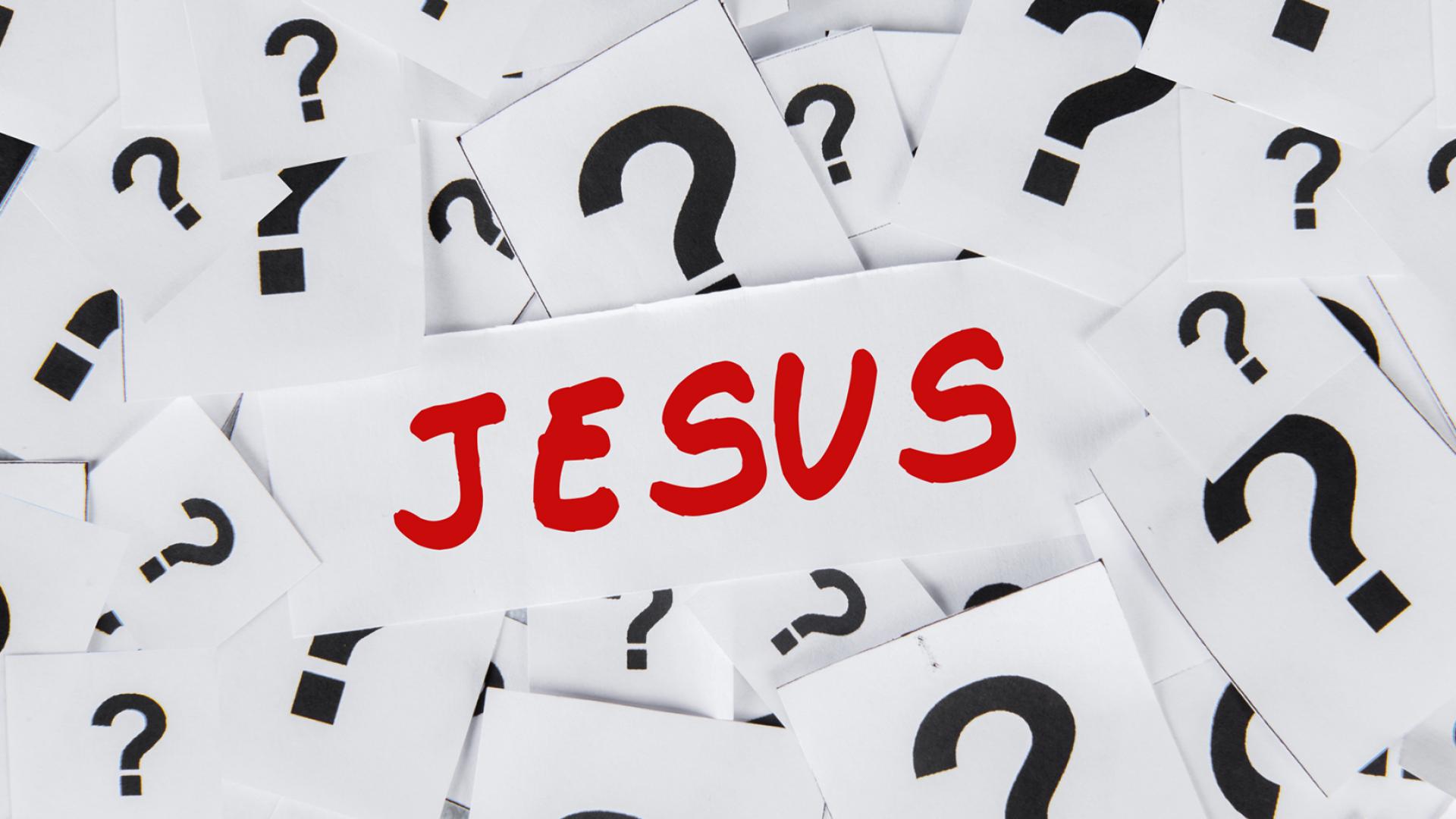 Nuestra respuesta a Jesús