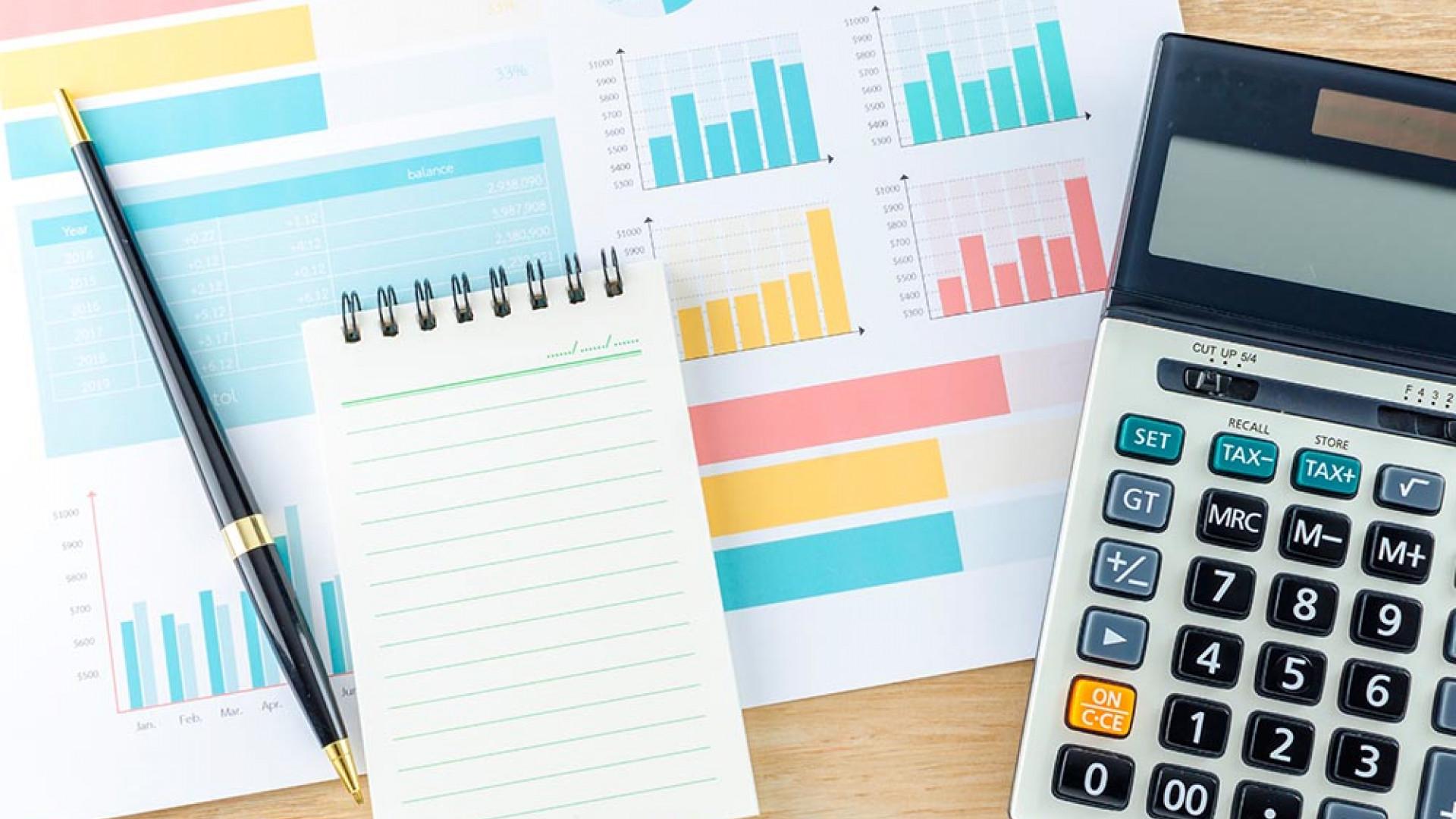 Presupuesto mensual de gastos
