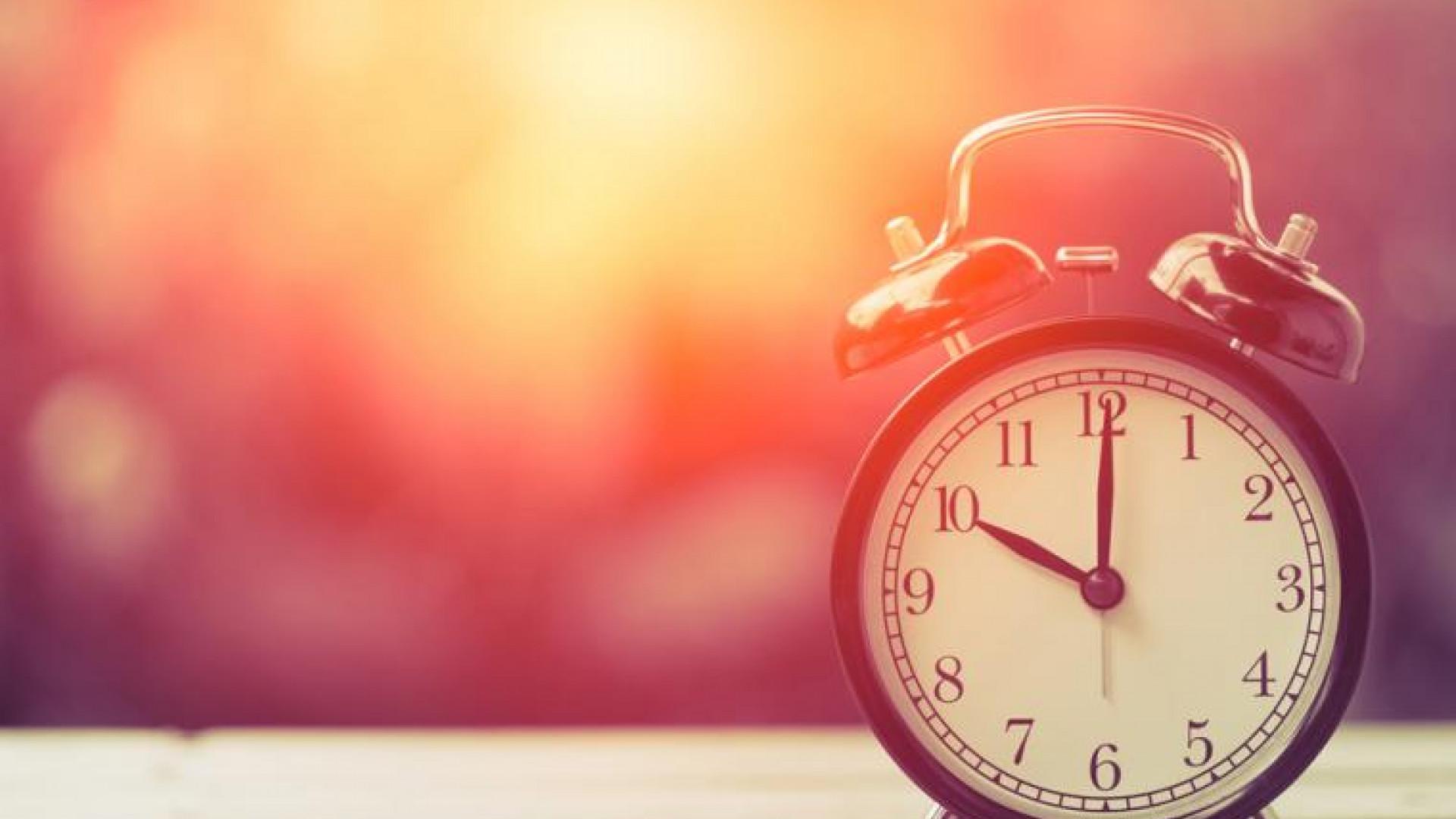 ¡Aprovecha tu tiempo!