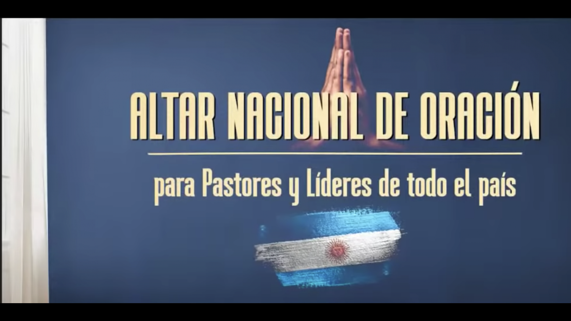 ALTAR NACIONAL DE ORACIÓN
