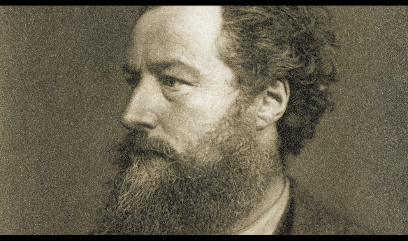 WILLIAM MORRIS, APOSTOL DE LA NIÑEZ
